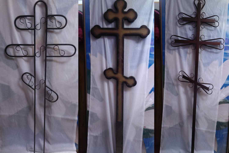 Изготовление и продажа крестов