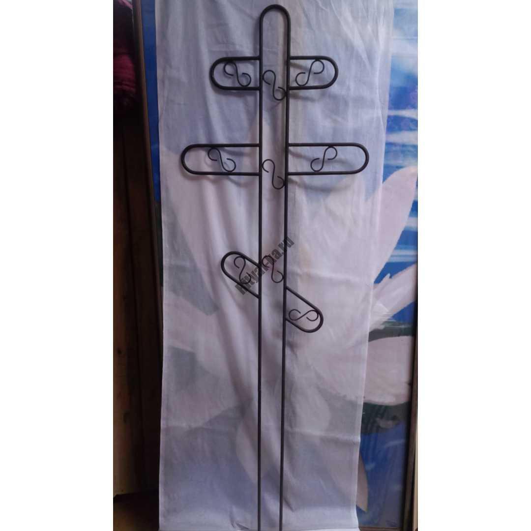 Крест на могилу 011