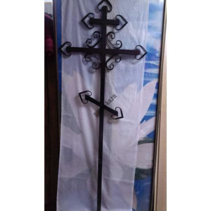 Крест на могилу 014