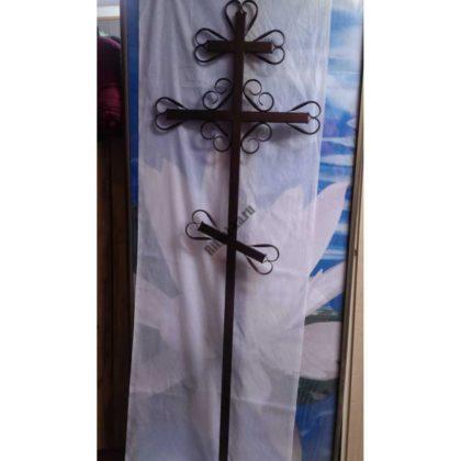 Крест на могилу 018