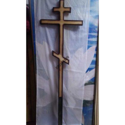 Крест на могилу 019