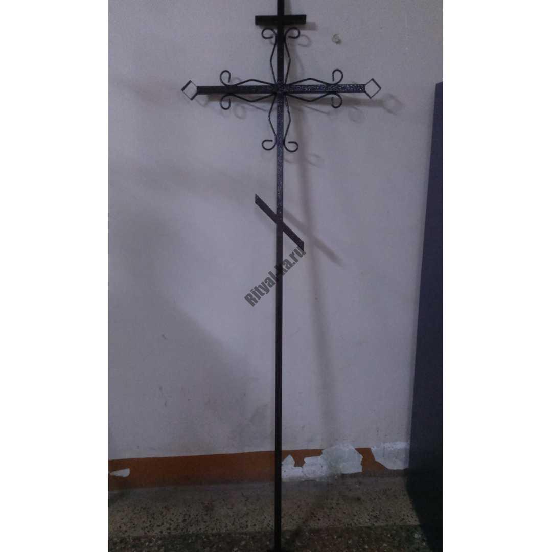 Крест на могилу 002