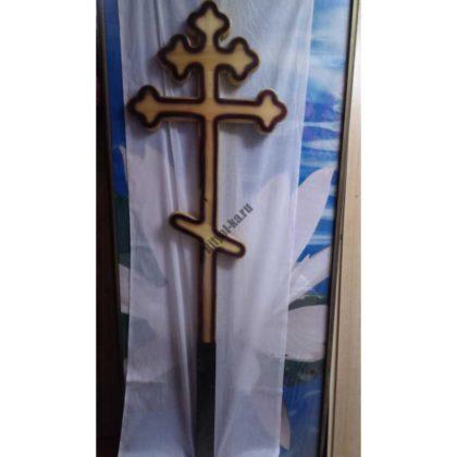 Крест на могилу 022