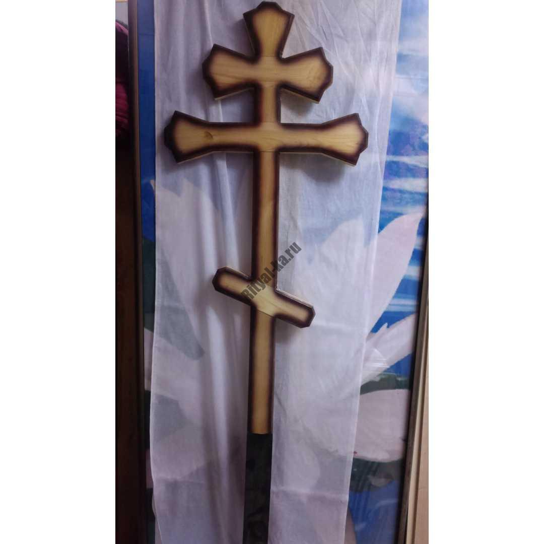 Крест на могилу 023