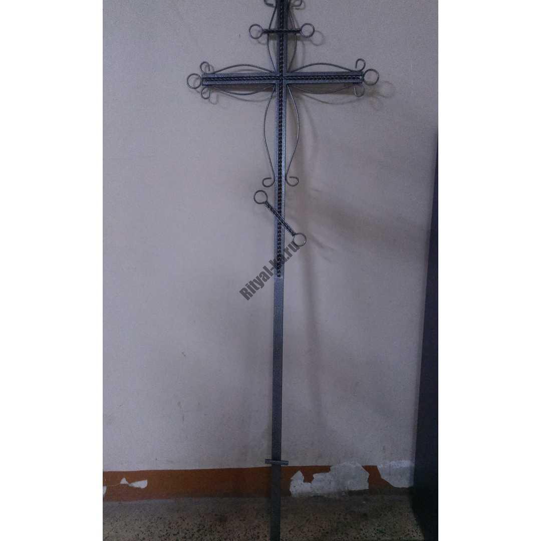 Крест на могилу 004