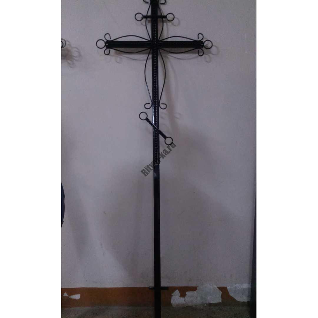 Крест на могилу 006