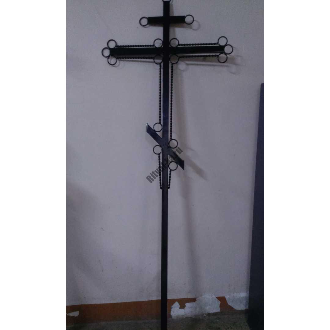 Крест на могилу 007