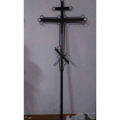 Крест на могилу 009