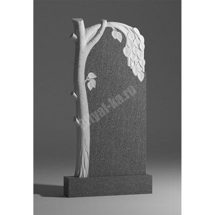 Мраморный памятник Береза 005