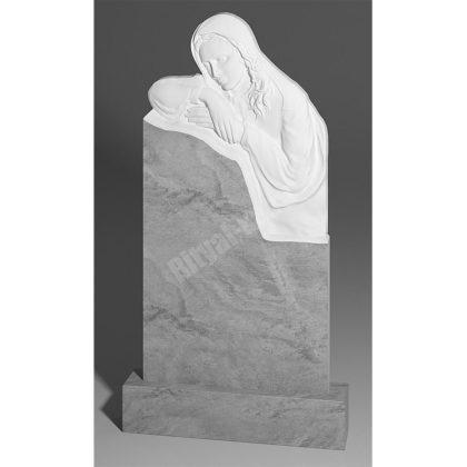 Гранитный памятник Скорбящая мать 031-2