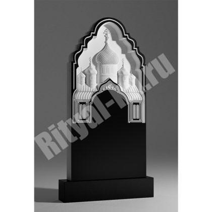 Гранитный памятник Храм 040-2