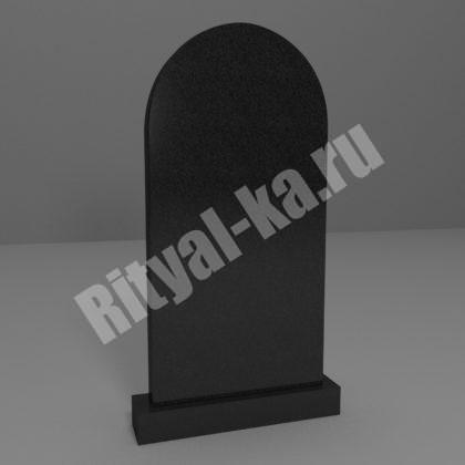 Гранитный памятник Закругленный 048-2