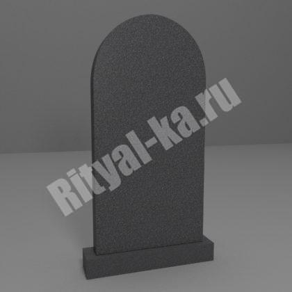 Мраморный памятник Закругленный 048